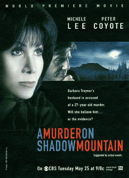 Murders on Shadow Mountain Poster
